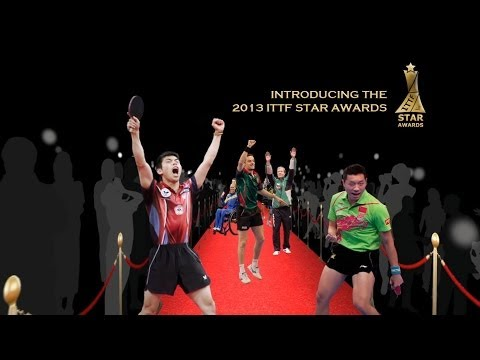Introducing the 2013 ITTF Star Awards
