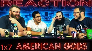 Eric Shane Calvin and Aaron react to and discuss season 1 episode 7 of American Gods A prayer for Mad SweeneyVote in our polls and see certain Blind Wave videos early!!  http://www.patreon.com/blindwaveBlind Wave is Sponsored on Patreon by: Agent Jay, Keyboard Junkie, and The Blind Wave Discord FamilyWebsite http://www.blindwave.netTwitter : http://www.twitter.com/blindwaveprodFaceBook : http://www.facebook.com/BlindWaveProductionsTwitch: http://www.twitch.tv/blindwaveDiscord:  https://discord.gg/blindwaveSnapchat: blind_waveSubreddit: http://www.reddit.com/r/blindwaveSend us Stuff at: P.O. Box 304 Marietta, OH 45750