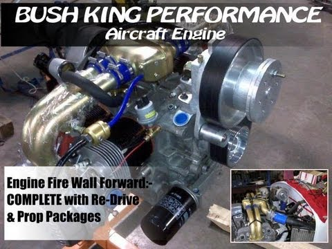 Bush King, BushKing Performance VW aircraft engine conversion