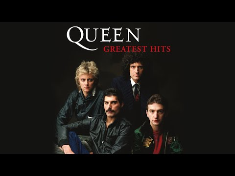 Queen - Greatest Hits (1) [1 hour long] (видео)