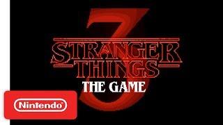 Игра по третьему сезону сериала «Очень странные дела» получила дату релиза