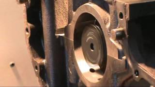 Rectificado Túnel De Bancadas Motor Mercedes Benz 457