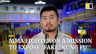Video MMA fighter on a mission to expose 'fake' kung fu MP3, 3GP, MP4, WEBM, AVI, FLV Februari 2019