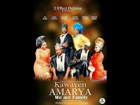KAWAYEN AMARYA NEW HAUSA FILM
