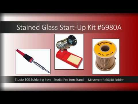 Get Started with the Stained Glass Start Up Kit