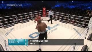 Wladimir Klitschko Vs Tony Thompson II