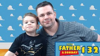 Father and Sonday! | Opening Pokemon Cards with Lukas #132 by The Pokémon Evolutionaries