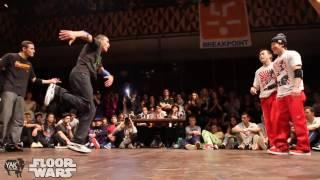 Nhảy hiphop đồng đội cực hay