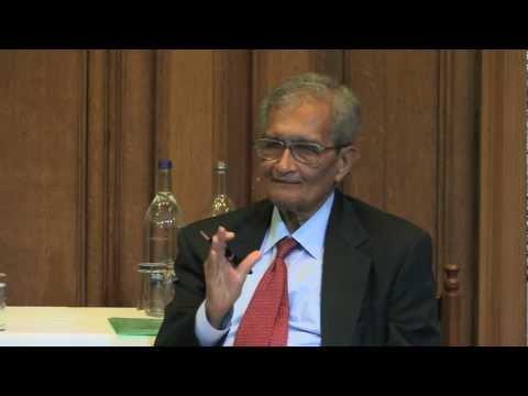 Prof Amartya Sen - David Hume und die Forderungen der Ethik
