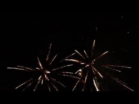 Feuerwerk 09.04.16 Tennisheim Großbeeren