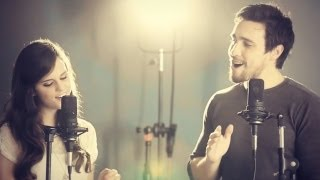 Video Beneath Your Beautiful - Labrinth (Official Music Cover) by Tiffany & Chester MP3, 3GP, MP4, WEBM, AVI, FLV Januari 2018