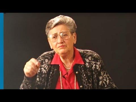 רות אליעז מספרת כיצד שרדה באושוויץ