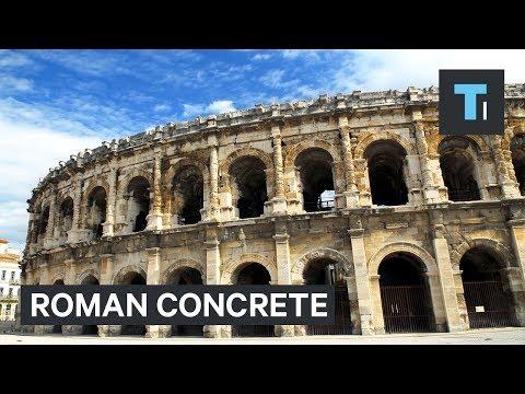 The Secret Behind Ancient Roman Concrete