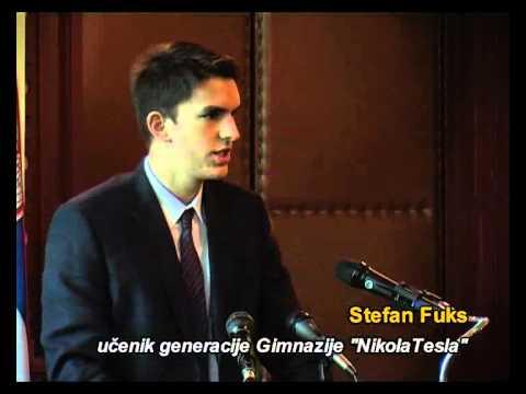 Nagrađeni učenici generacije i Vukovci opštine Apatin