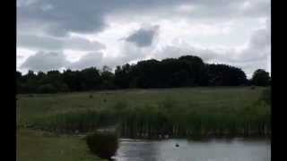 Time-lapse - Duke's Pond, The Rising Sun Country Park