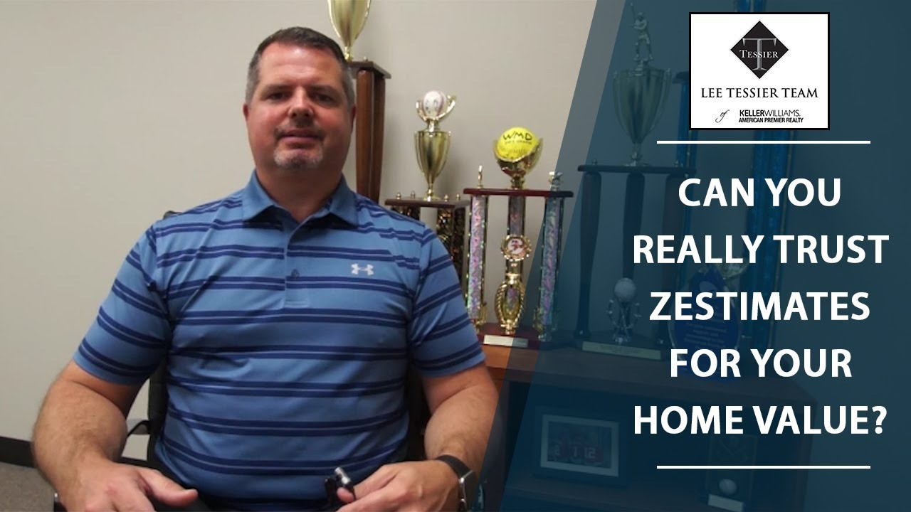 Be Careful of Zillow's Zestimates