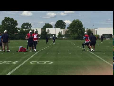 Video: Marcus Mariota returns to Titans OTAs