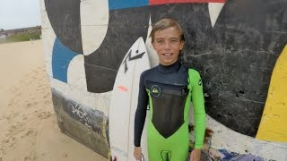 Summer Surf Camps WASA