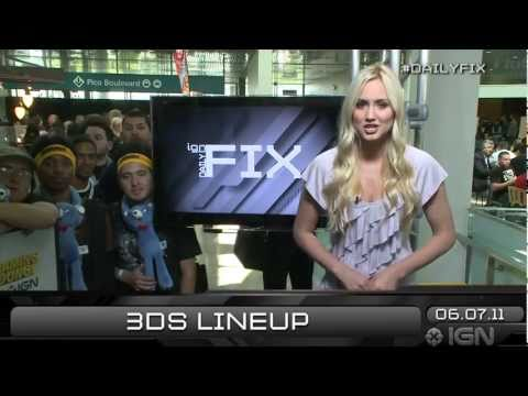 preview-Wii U & New Smash Bros Details - IGN Daily Fix: 06.07.11 (IGN)