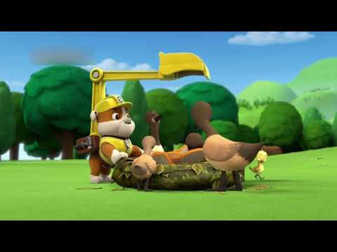 Pups Team Episode 5 Pup Pup Goose & Pup Pup and Away Movies for KIDs - Part 03