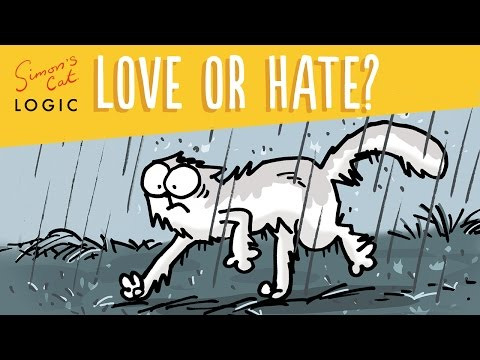 Simon s Cat Logic Explores the Complicated Relationship That Cats Have With