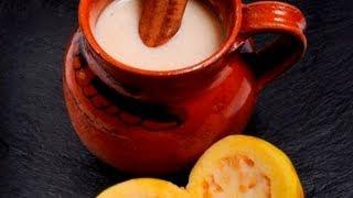 Atole de guayaba - Guava Atole - YouTube
