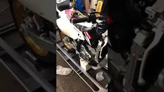 10. 2019 super Moto build Suzuki DRZ 400