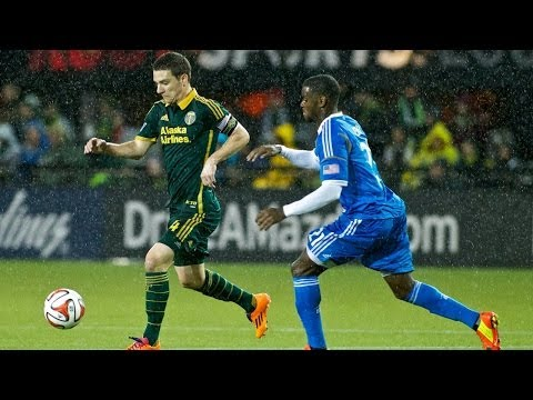 Video: Timbers 1, Union 1 | Match Highlights