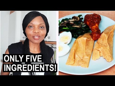Cook With Me: 5-Ingredient Nigerian Moi Moi | Flo Chinyere