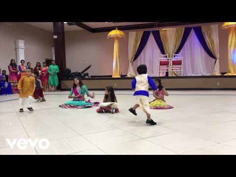Best Bollywood Indian Wedding Dance Performance by Kids -(Prem Ratan Dhan Payo, Cham Cham)