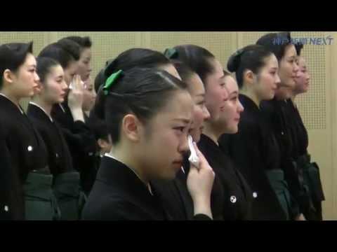 宝塚音楽学校で第101期生卒業式