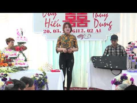 Em Yêu Anh Như Câu Hò Ví Dặm - Thu Hương (hát đám cưới)