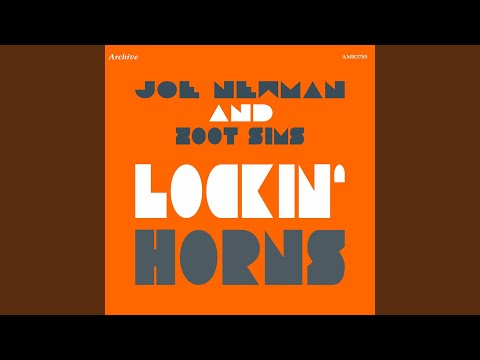 Joe Newman / Zoot Sims – Locking Horns
