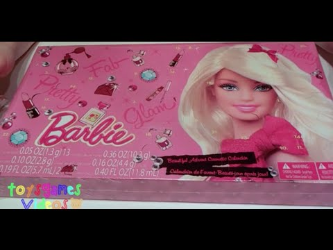 BARBIE Surprise Box ESPANOL * BARBIE Cajita Sorpresa