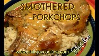 Smothered Baked Pork Chops Recipe: http://goo.gl/fCbpS1 Follow Me On Social Media Facebook: https://goo.gl/akvlI4 Twitter:...