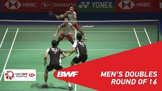 Video R16 | MD | KIM/SEO (KOR) vs KAMURA/SONODA (JPN) [3] | BWF 2018 MP3, 3GP, MP4, WEBM, AVI, FLV September 2018