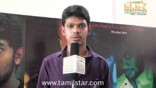 Editor Bharathi Speaks at Kanavu Short Film Screening