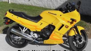 8. 2006 Kawasaki Ninja 250R EX250F--For Sale