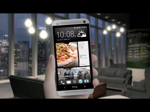The new HTC One - Stream all your favorite content onto one screen with HTC BlinkFeed