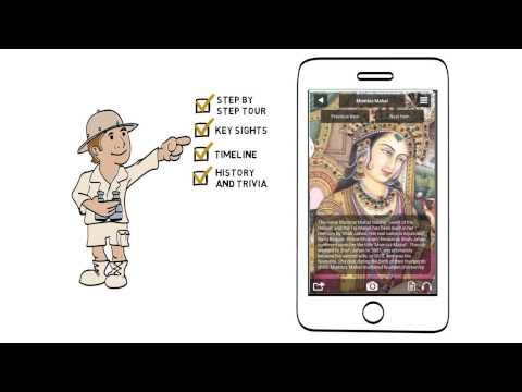 Video of Monument Tour Guide:Travel App