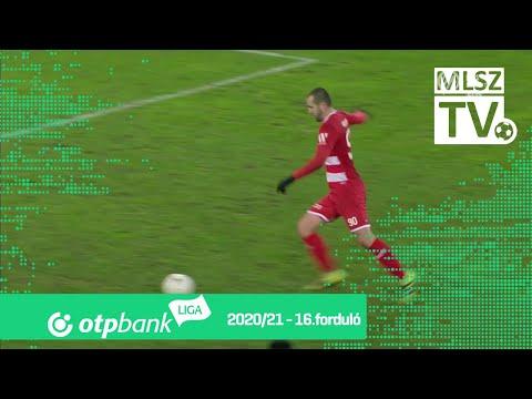Iszlai Bence gólja (DVTK - ZTE, 16. forduló)