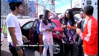 Video Bongkar Mobil Syahnaz & Ammar - dahSyat 05 Januari 2015 MP3, 3GP, MP4, WEBM, AVI, FLV November 2018