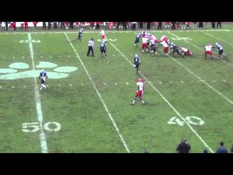 Northwood/Ferris State Football Highlights