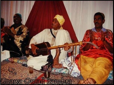 "Lila 2014  Mustapha Bakbo -""_ JiLaLa _-"" Gnawa Oulad bambra"