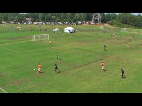Development Academy - Playoffs: Goal Highlight - June 27, 2010