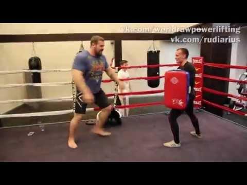 Kirill Sarychev - Kickboxing / Кирилл Сарычев - Кикбоксинг (видео)