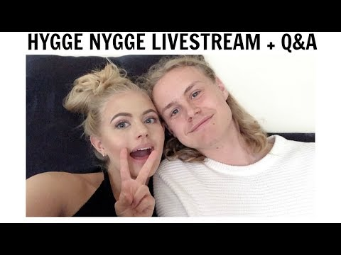 hygge nygge livestream + Q&A