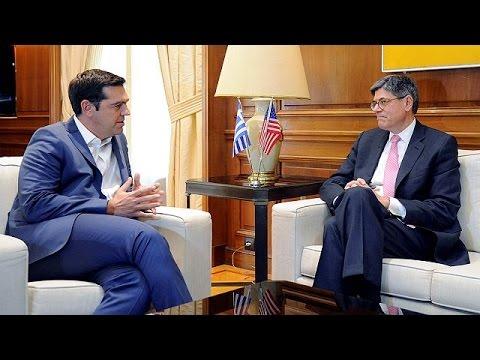 Ο Τζακ Λιού στην Αθήνα: Τι είπε για το χρέος – economy