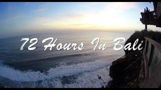 Download Lagu 72 Hours In Bali, Indonesia - EVANTURE Mp3