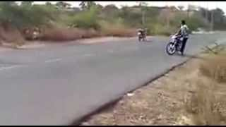 What A Stunt Whatsapp Funny Video